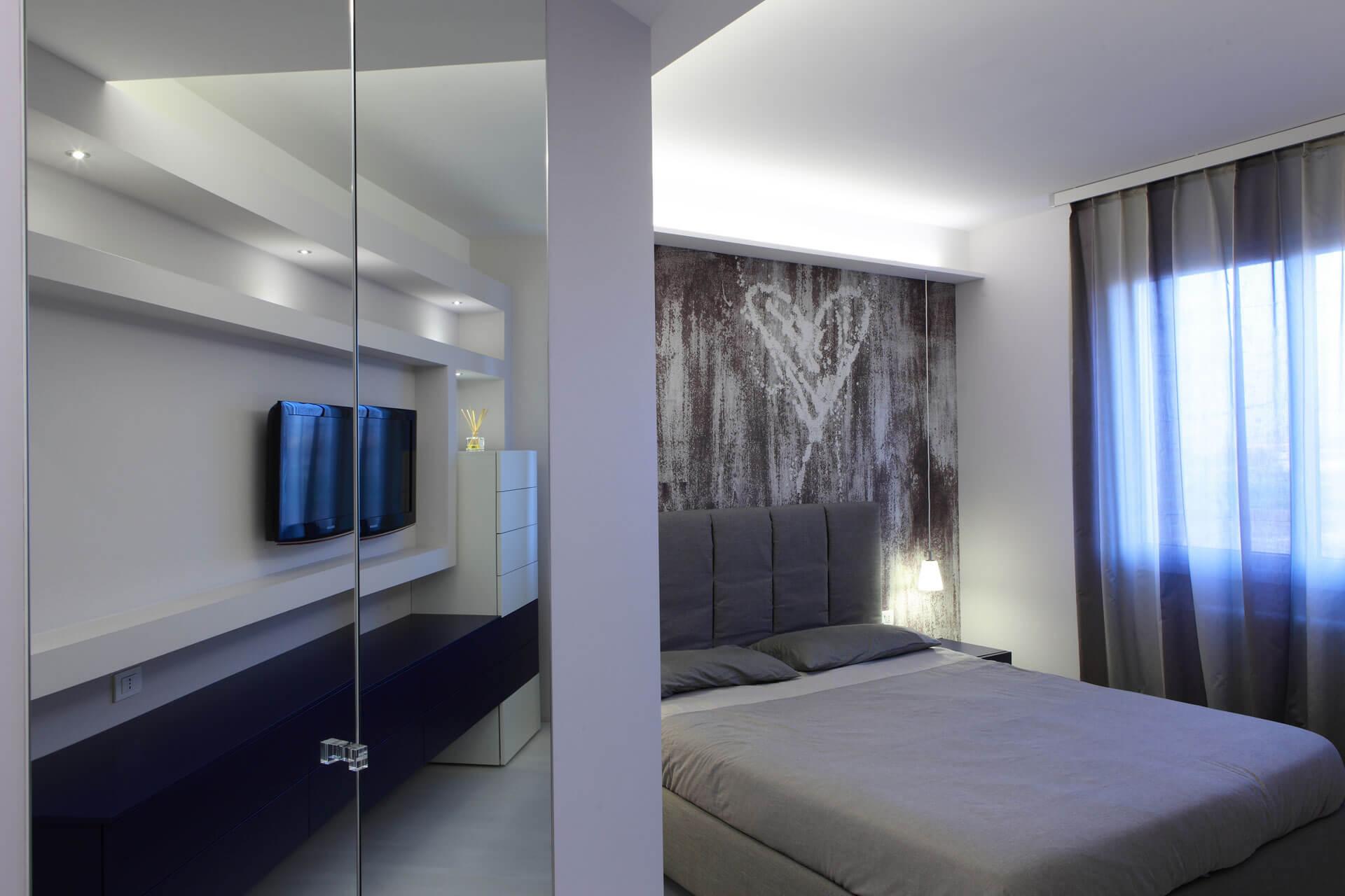 micaela mazzoni studio interior designer bologna - progetti abitativi - gallery - appartamento castel maggiore - le piazze 3