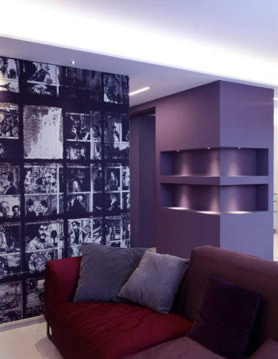 micaela mazzoni studio interior designer bologna - progetti abitativi - gallery - portrait - appartamento castel maggiore - le piazze 1