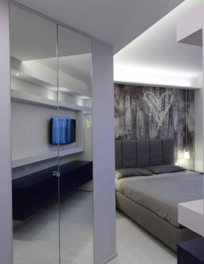 micaela mazzoni studio interior designer bologna - progetti abitativi - gallery - portrait - appartamento castel maggiore - le piazze 3